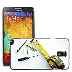 Etui Housse Coque de Protection Cover Rigide pour // M00153353 Negocios Ocupación Profesión // Samsung Galaxy Note 3 III N9000 N9002 N9005