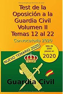 Constitución Española para la Oposición a Guardia Civil: 54 nuevos test: Volume 4 Oposiciones Guardia Civil: Amazon.es: Arribas, C: Libros