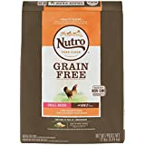 NUTRO Grain Free Small Breed Adult Farm-Raised Chicken, Lentils and Sweet Potato Recipe Dry Dog Food 12 Pounds
