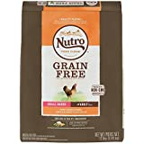 DISCONTINUED: NUTRO Grain Free Small Breed Adult Farm-Raised Chicken, Lentils and Sweet Potato Recipe Dry Dog Food 4 Pounds