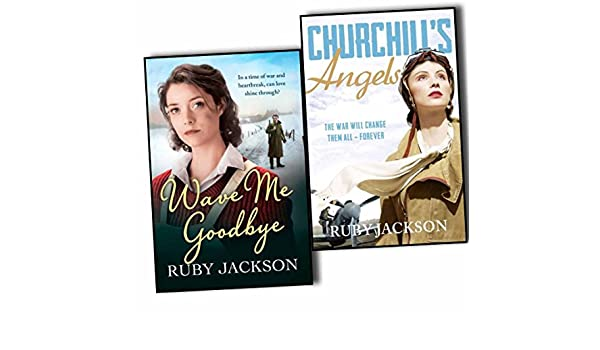 Ruby Jackson Churchills Angels 2 Books Collection Pack Set Rrp