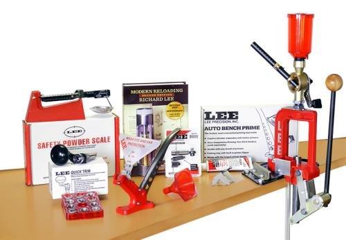 Percision Reloading Lee Deluxe Challenger Kit Model 90080 (Best Complete Reloading Kit)