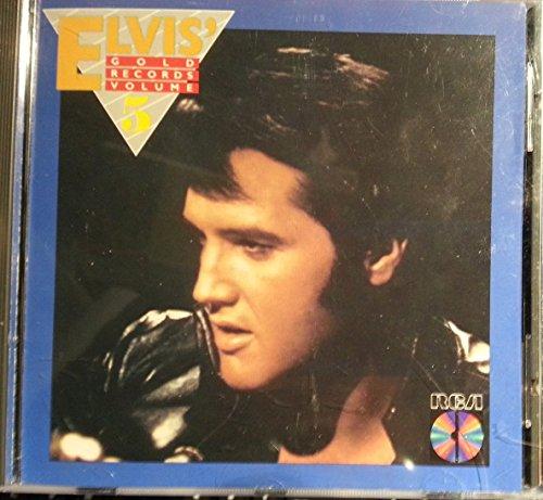 Elvis Gold Records 5