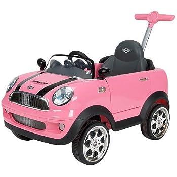 Amazon Com Huffy Mini Cooper Girls Foot To Floor Rideon