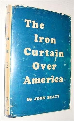 The Iron Curtain Over America Amazon Books