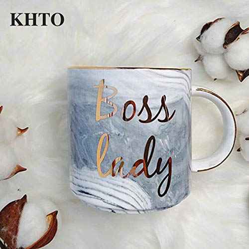 Valentines Gift - Lady Boss Cup