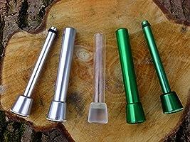 Pistón de fuego con tubo transparente Pyro Piston