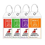 Carnival Cruise Luggage Tags - eTag Holders by Cruise On