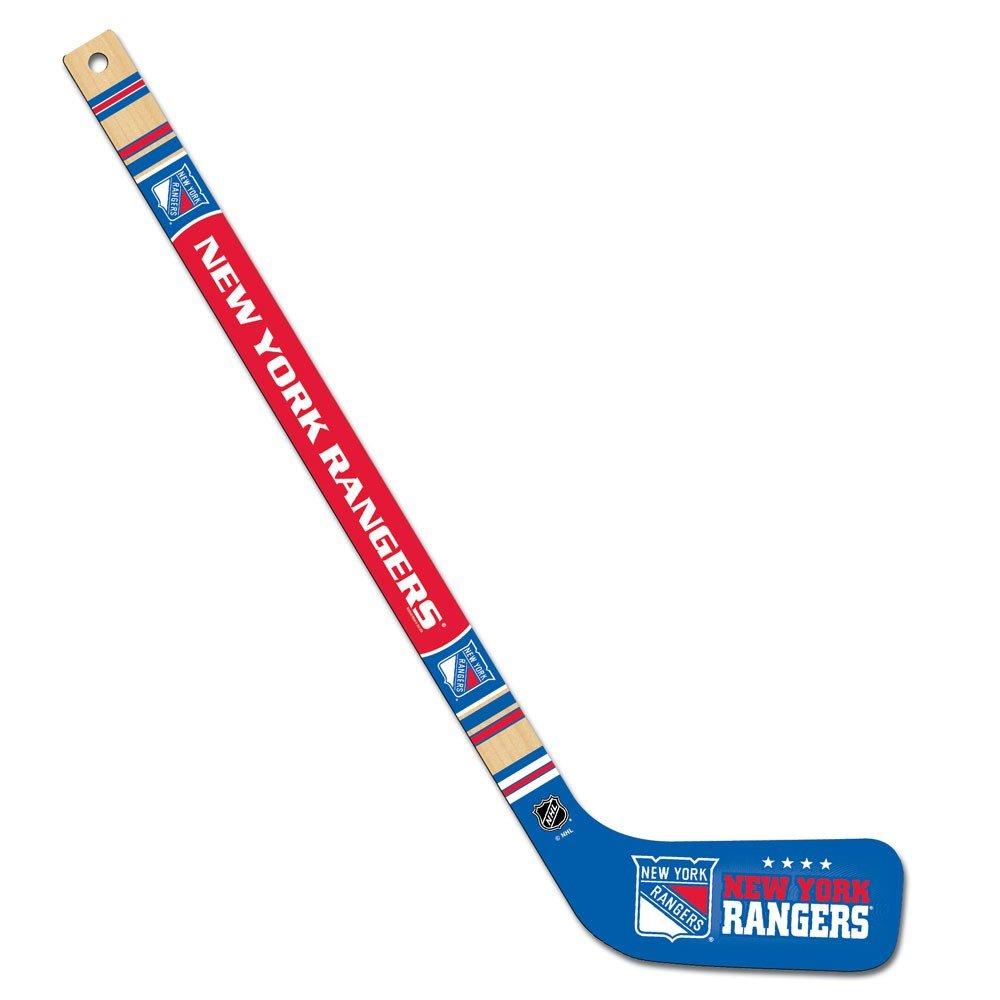 21 WinCraft NHL New York Rangers WCR27787010 Hockey Sticks