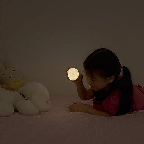 Lámpara nocturna LED Luz con Sensor de Movimient, Carga USB Habitaciones de Niños Baños Pasillos Escaleras: Amazon.es: Bebé