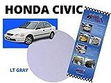 Headliner Magic Lt Gray 96-00 Honda Civic Headliner Fabric Foam Backed
