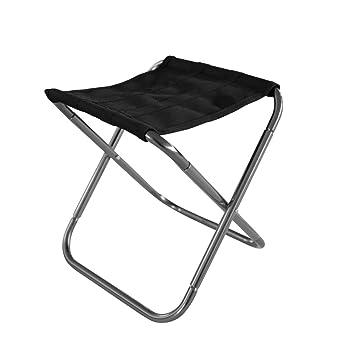 Bo-camp Mini Campinghocker Alu Klapphocker Angel Hocker Sitz Falthocker Klappbar Niedriger Preis Angelsport