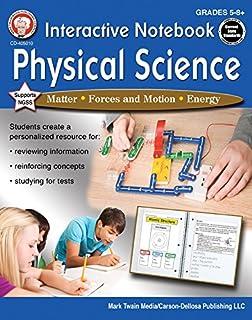 Amazon com: Interactive Notebook: Life Science, Grades 5 - 8