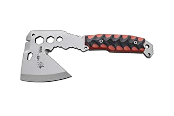J&V Adventure Knives JV Hacha Ares - Herramienta para Caza ...