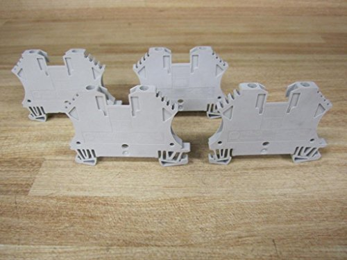 Allen Bradley 1492-J3 Terminal Blocks 1492J3 (Pack of 4)