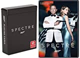 Double 07 Spectre Movie James Bond & Spectre Playing Cards 007 Deck Pack