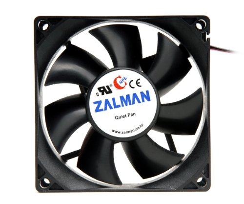 Zalman 80mm Silent Case Cooling Fan ZM-F1 Plus