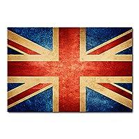 Placa Decorativa - Bandeira Reino Unido - 0301plmk