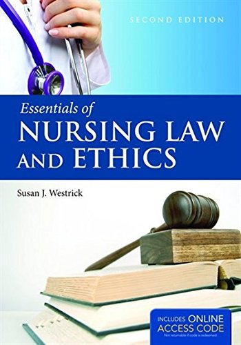 1284030202 - Essentials of Nursing Law and Ethics