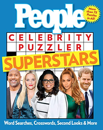 People Celebrity Puzzler Superst...