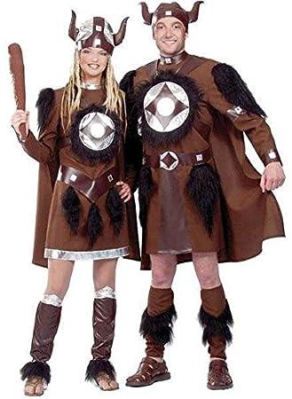 Disfraz Vikingo hombre talla 50/52: Amazon.es: Juguetes y juegos