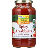 Field Day Organic Pasta Sauce - Spicy Arrabbiata - 26 oz