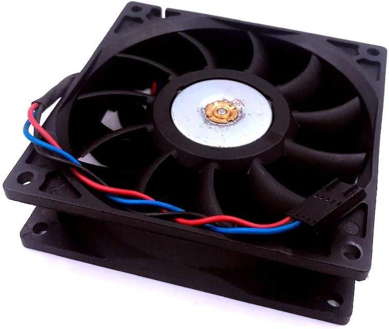 1pcs 90mm fan 929225mm FFB0912SH with original connector dual motor 9025 12V 1.04A