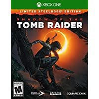 Shadow of the Tomb Raider Limited Steelbook Edition for Xbox One by SQUARE ENIX
