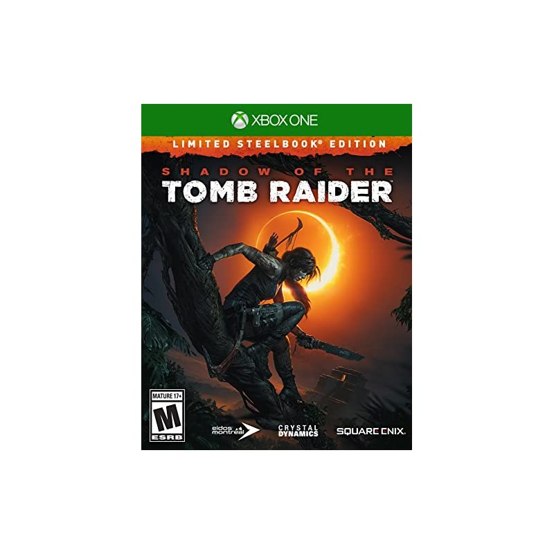 Shadow of the Tomb Raider (Limited Steel