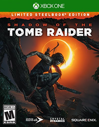 (Shadow of the Tomb Raider (Limited Steelbook Edition) - Xbox One)