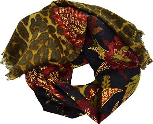 Laruren Ralph Lauren Women's Lola Square Scarf, (Scarf Ralph Lauren Women)