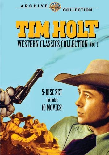 Tim Holt Western Classics Vol.1 (5 Disc)