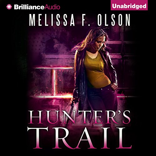 Hunter's Trail: A Scarlett Bernard Novel, Book 3