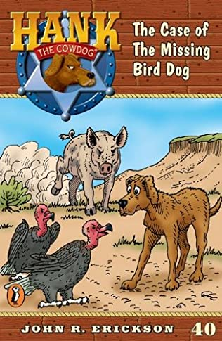 book cover of The Case of the Missing Bird Dog