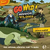 Kroko-Kinder (Go Wild - Mission Wildnis 1) | Barbara van den Speulhof