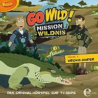 Kroko-Kinder (Go Wild - Mission Wildnis 1)