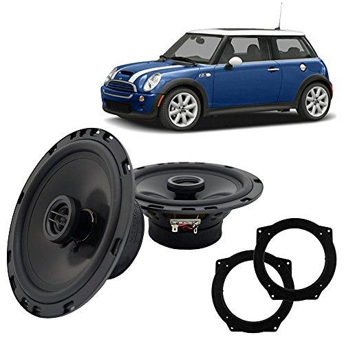 Fits Mini Cooper 2002-2006 Front Door Factory Replacement Harmony HA-R65 Speakers New