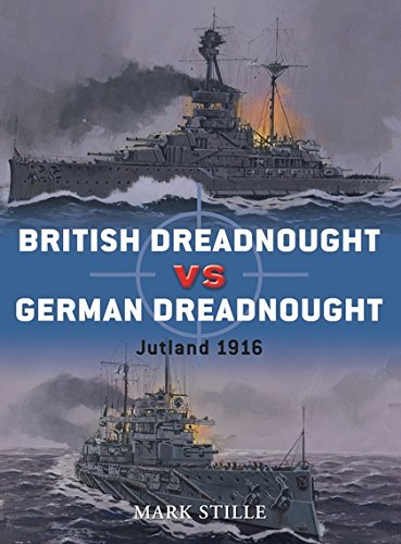 British Dreadnought vs German Dreadnought: Jutland 1916 (German 20 Mark)