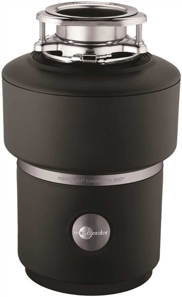 INSINKERATOR PRO880LTWITHCORD 2499391 7/8 hp Garbage Disposal with Cord