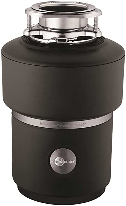 The Best Insinkerator 78 Hp Batch Feed Disposer