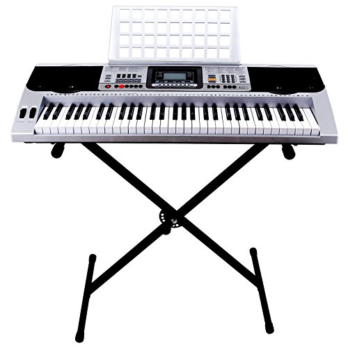 LAGRIMA 61 Key Music Digital Electronic Keyboard Piano Porta