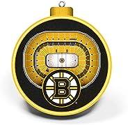 NHL Boston Bruins - TD Garden 3D StadiumView Ornament3D StadiumView Ornament, Team Colors, Large