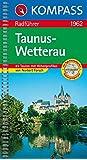 Taunus - Wetterau: Radwanderführer