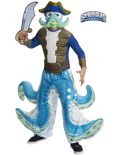 Rubies Skylanders Swap Force Wash Buckler Costume