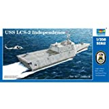 Trumpeter 1/350 Scale USS Independence LCS2 Littoral Combat Ship