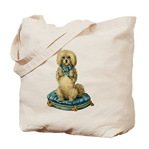 CafePress–mendicidad Doggie–Gamuza de bolsa de lona bolsa, bolsa de la compra
