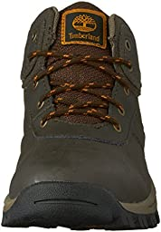Timberland Mt Maddsen Boys\' Toddler-Youth Boot 1 M US Little Kid Dark Brown