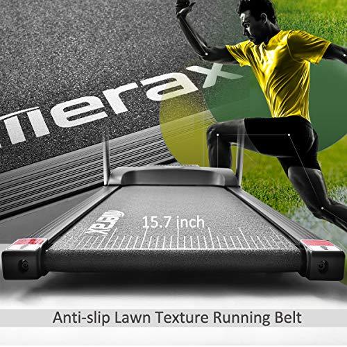 Merax Treadmill Easy Assembly Folding Electric Treadmill Motorized Running Machine by Merax (Image #3)
