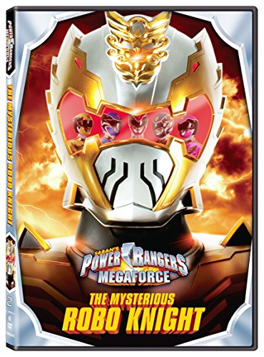 Power Rangers Megaforce: The Mysterious Robo Knight [DVD] -