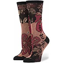 Stance Womens Lotus Rihanna Japan Socks Green